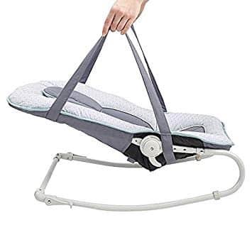 Ce dispositif est facile à transporter et à déplacer