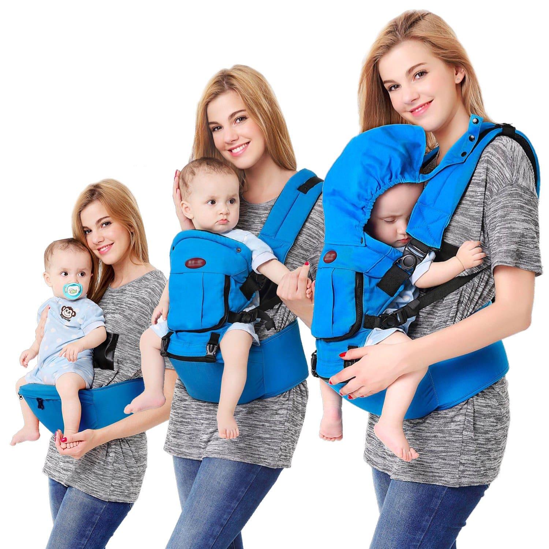 Ce modèle est conçu avec ne capuche amovible pour protéger bébé du soleil et du vent.