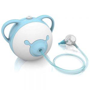 Nosiboo Pro Mouche-bébé Électrique Bleu