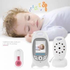 Le Babyphone vidéo reste un des préférés des acheteurs