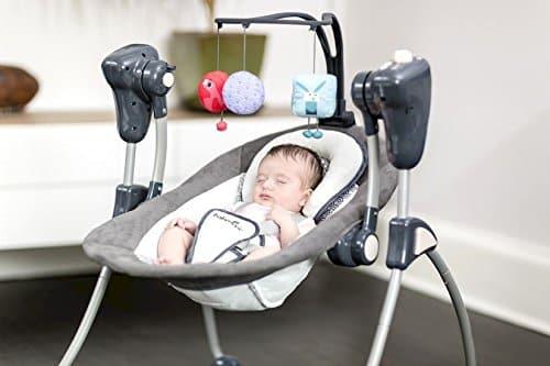 Ce modèle est très confortable pour le bon sommeil de bébé.
