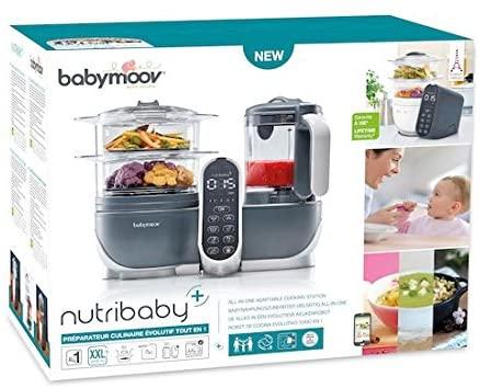 Babymoov Nutribaby: Que faut-il en penser? Notre avis.