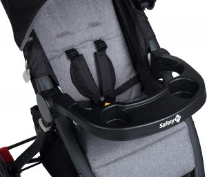 Safety 1st Pack Duo Poussette 3 Roues Urban Trek