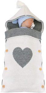 Anmino__sac de couchage nid d'ange bébé