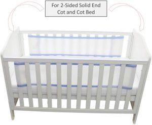 Bordures de lit double couche