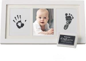 Kit empreintes pieds et mains de bébé Bubzi Co