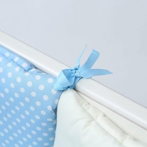 tour de lit protection anti cogner