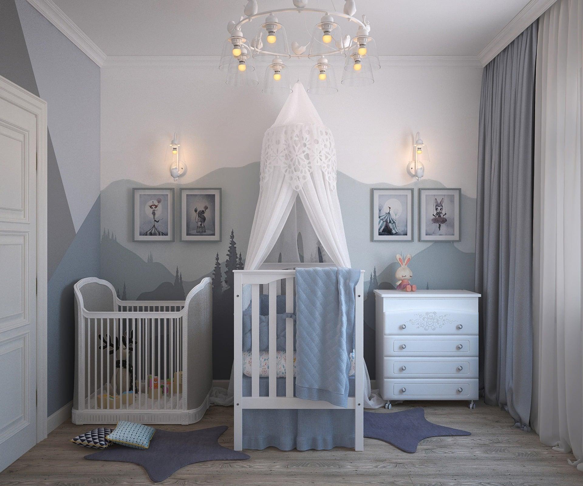 chambre déco pour bébé